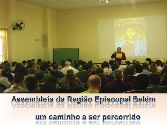 Durante esse ano de 2012, a  Arquidiocese de São Paulo viveu                um processo de             elaboração do seu 1...