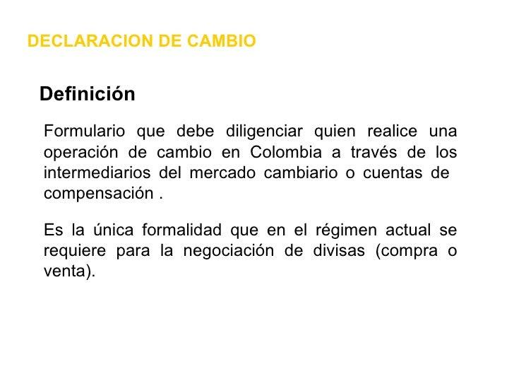 Regimen Cambiario2