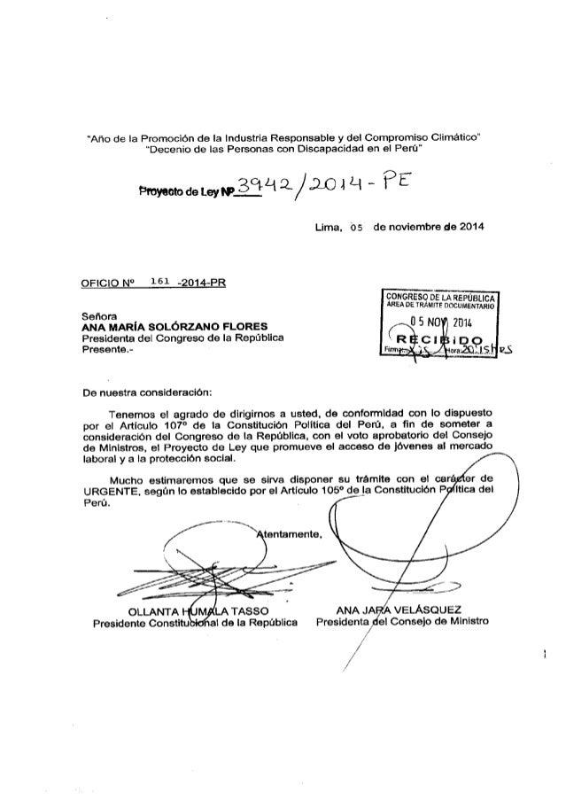"""""""Afio de la Promocién de la lndustria Responsable y del Compromise Climético"""" """"Decenio de Ias Personas con Discapacidad en ..."""
