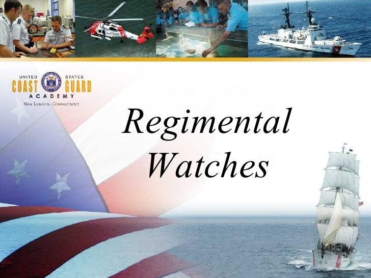 Regimental Watches