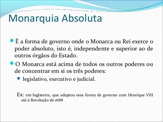 Ditaduras do partido único                     (Cabo Verde)É o regime em que o governante (ou grupo governante) não resp...