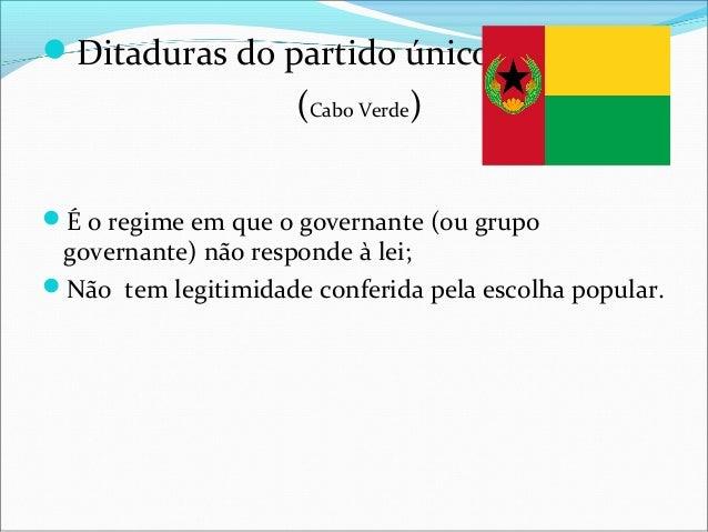 PluralismoÉ o elemento fundamental da democracia: as eleições, o parlamento e as liberdades políticas)Cria condições par...