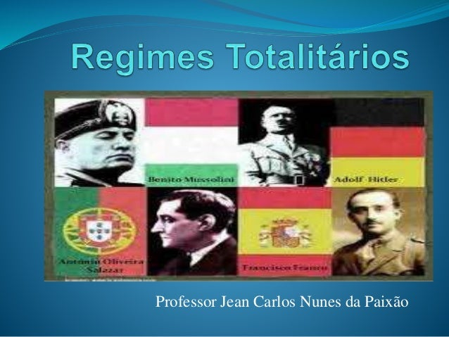 Professor Jean Carlos Nunes da Paixão