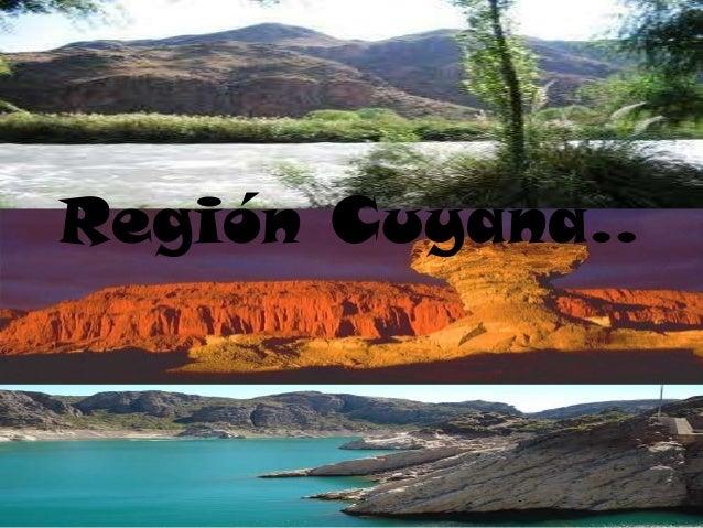 Región Cuyana..