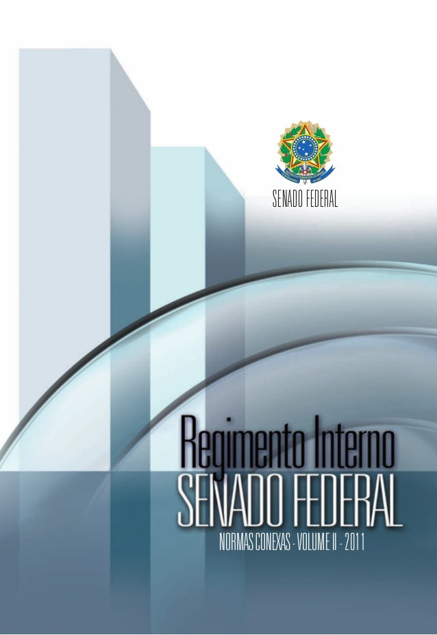 SENADO FEDERALNORMAS CONEXAS - VOLUME II - 2011