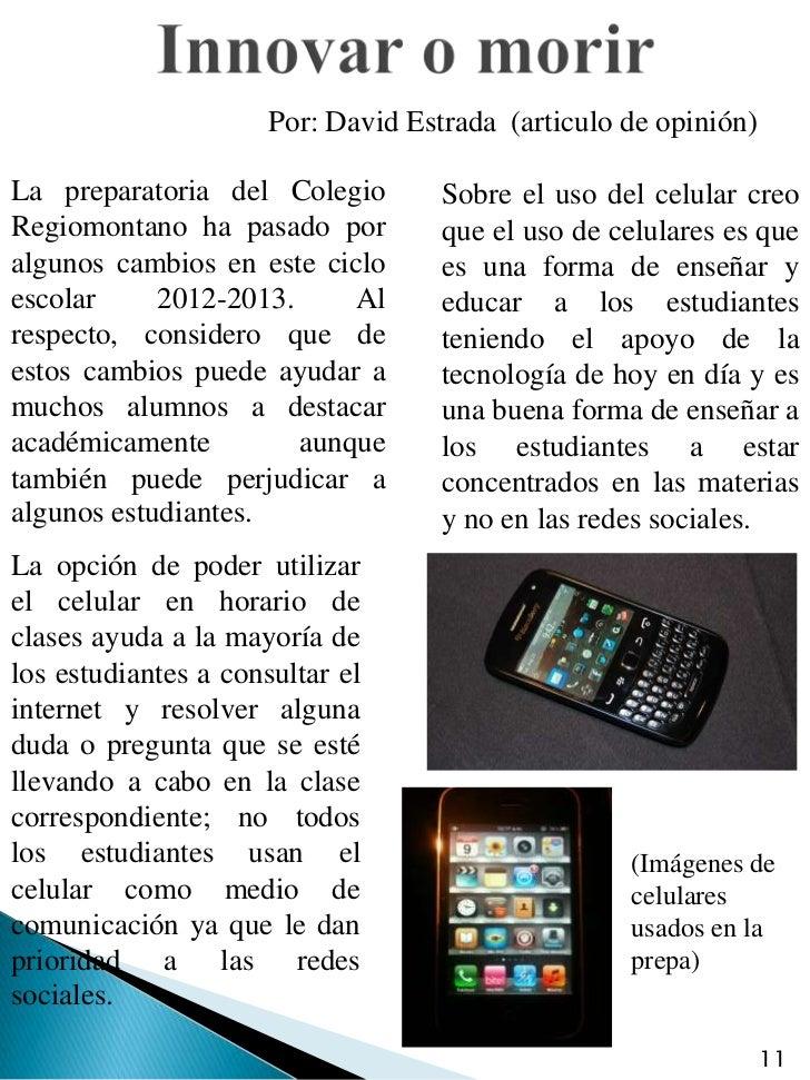 Revista for Revista primicias ya hoy