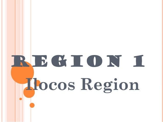 Region 1 Ilocos Region