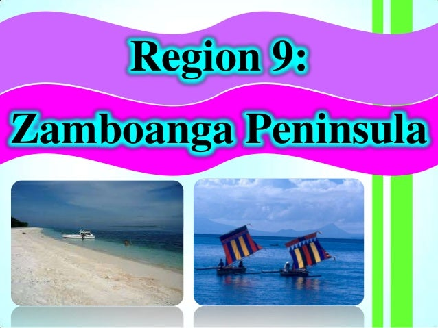 region ix zamboanga peninsula Region ix (zamboanga peninsula) there are mistakes here many until now, either refuse to accept their mistake or just insisting on their believe or simply ignorant.