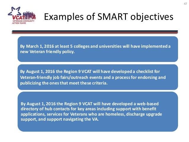 Region 9 VCAT/MMRG Veterans Leadership Forum - 7/22/2015