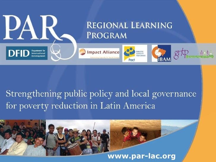 www.par-lac.org