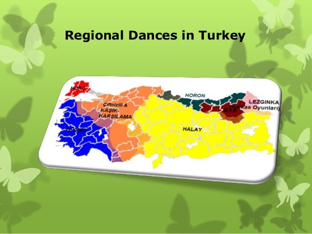 Regional Dances in Turkey