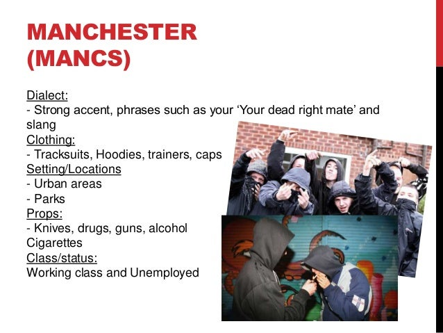 how to speak with a manchester accent