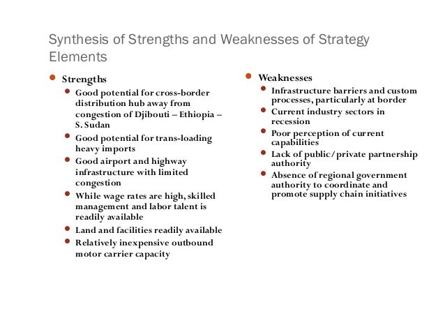 microfinance sector in ethiopia strengths and weaknesses Ethiopia fiji (multi-country  consultant: baseline survey of the microfinance sector (international consultant)  strengths and weaknesses of suppliers:.