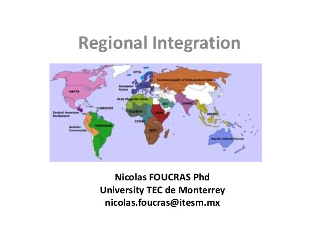 regional integration in south america
