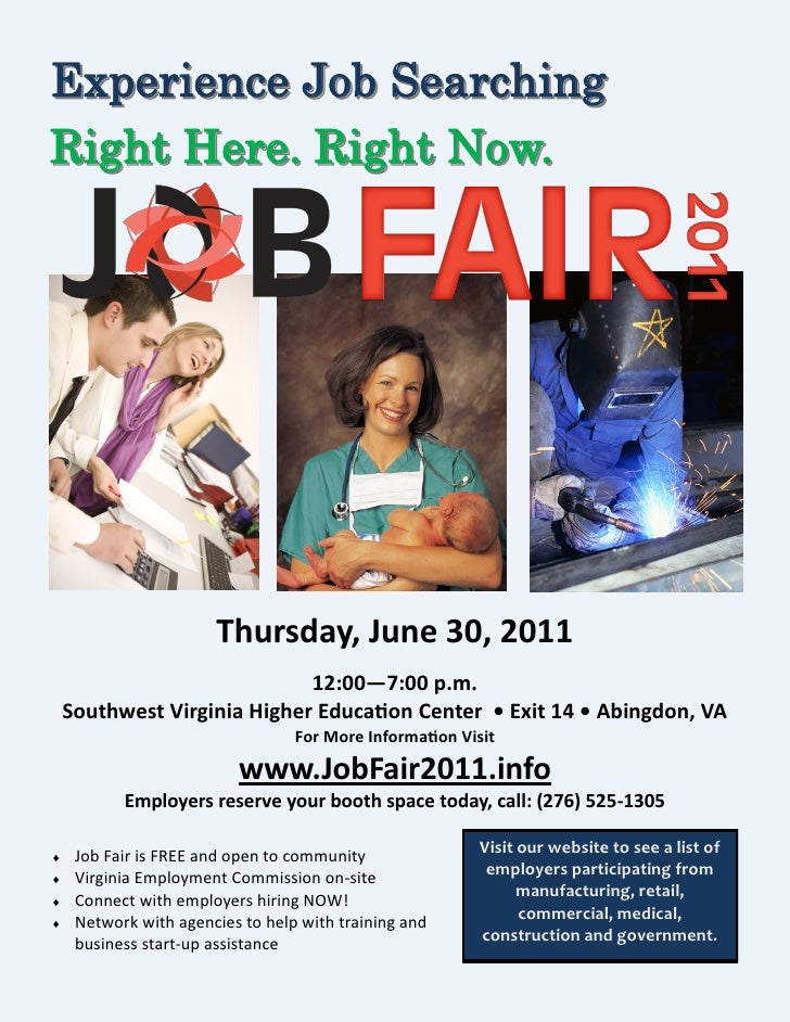Experience Job SearchingRight Here. Right Now.                       Thursday, June 30, 2011                             1...