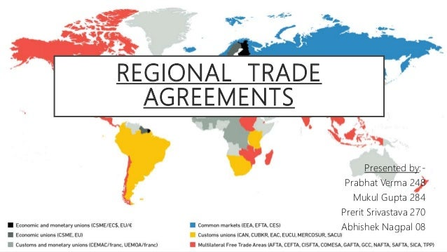 Regional Trade Agreements 1 638gcb1507476091