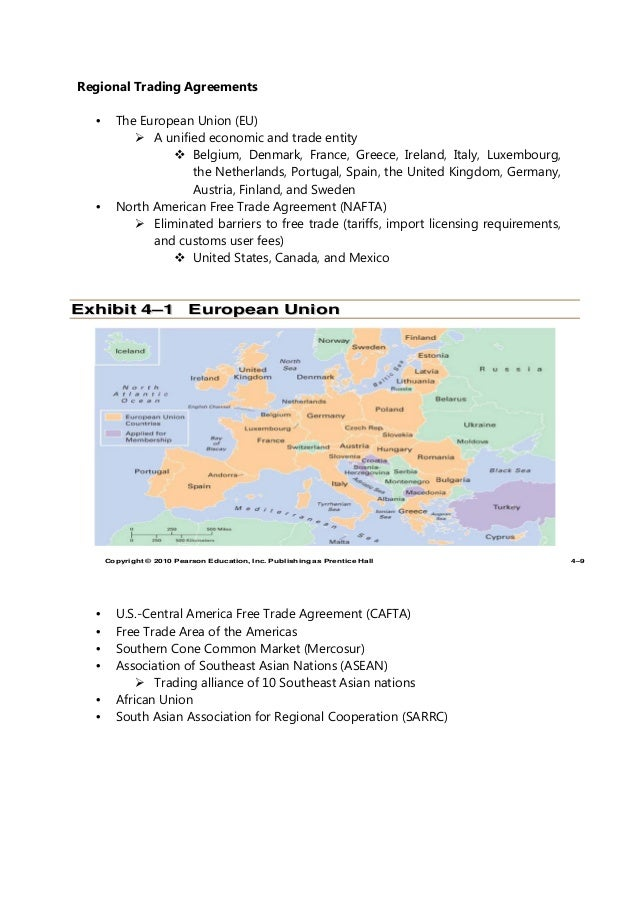 Regional trading agreements trisakti pariwisata 2 regional trading agreements platinumwayz
