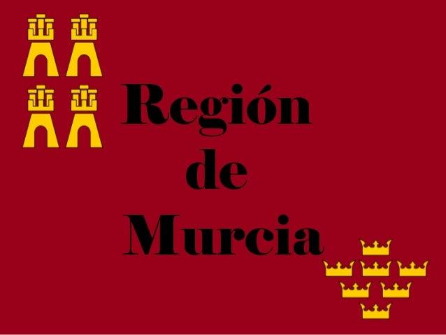 Región  deMurcia