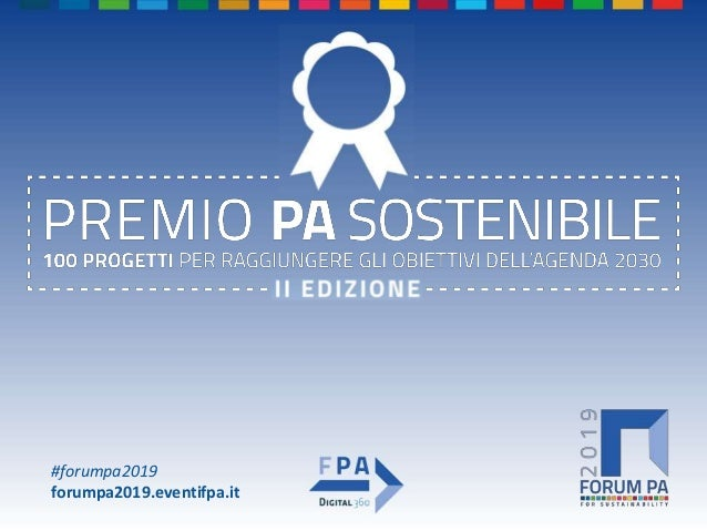 #forumpa2019 forumpa2019.eventifpa.it