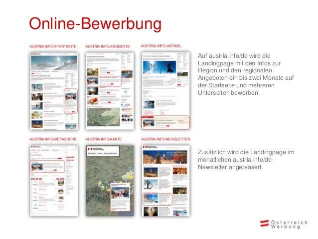 Pakete und PreiseE-Marketing Regionenpaket Gold Silber BronzeBewerbung auf austria.info/deDauer2 Monate *1 Monat1 Monat...