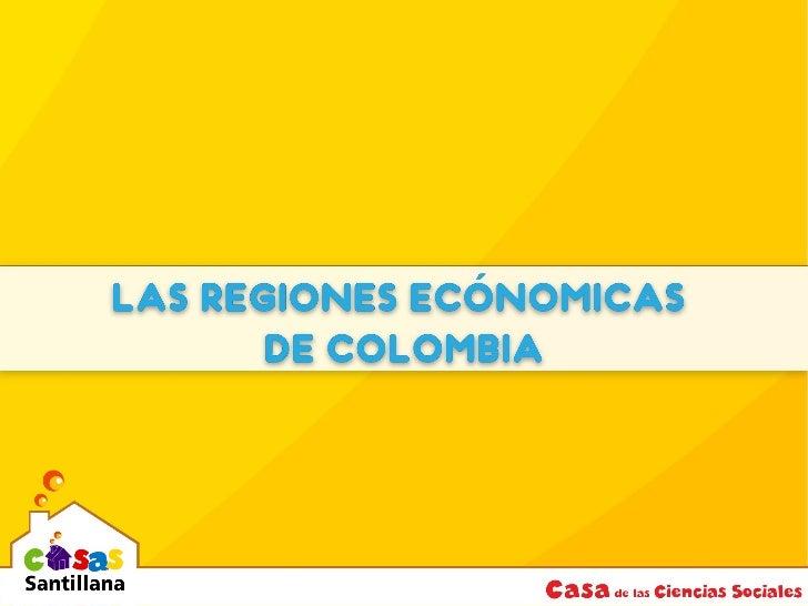 Mapa económico de Colombia Este mapa de Colombia muestra algunas de las actividades económicas de nuestro país.