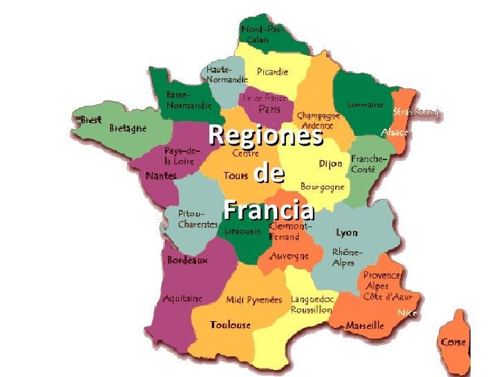 regiones de francia borgo a