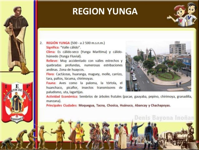 Regiones naturales Slide 3