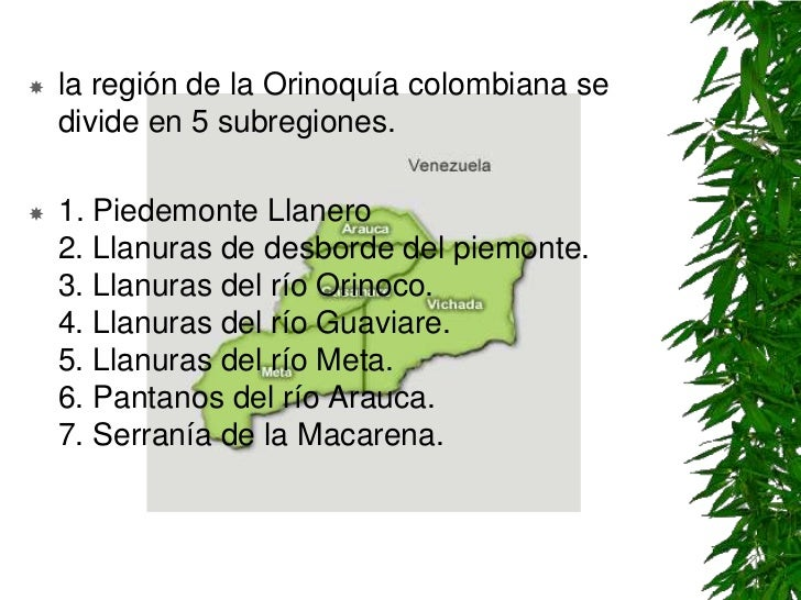 Orinoco Natural Resources