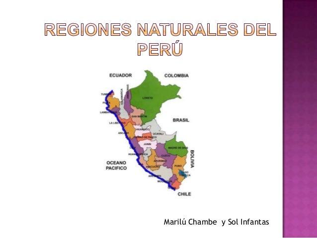 Marilú Chambe y Sol Infantas