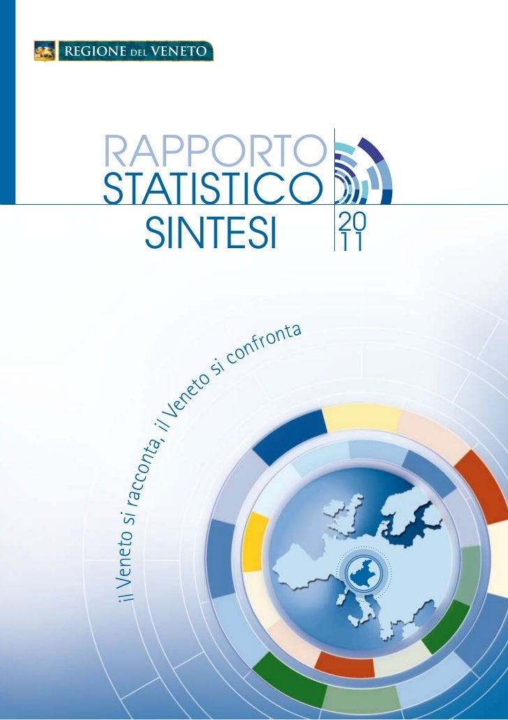 RappoRtoStatiStico           20  SiNtESi 11                                         a                                    r...