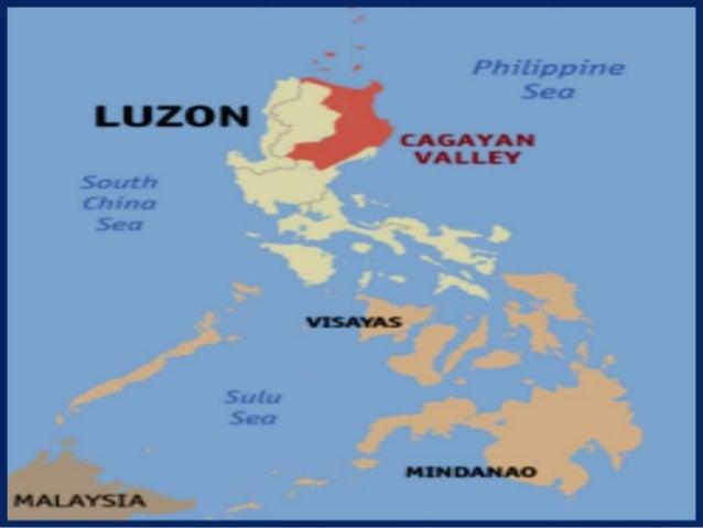 Cagayan Philippines Map.Region Ii Cagayan Valley
