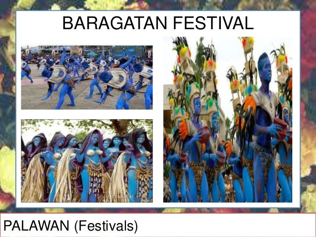 PISTA Y ANG KAGUEBAN FESTIVAL PALAWAN (Festivals)