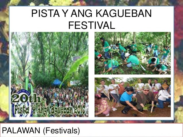 LIGHT A TREE PALAWAN (Festivals)