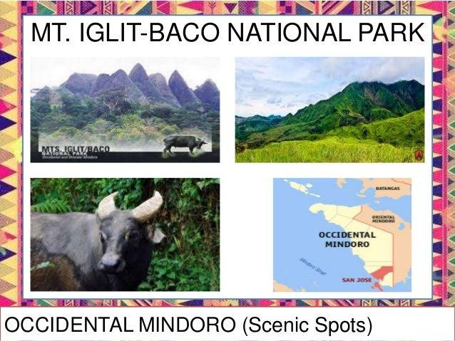 WHITE ISLAND OCCIDENTAL MINDORO (Scenic Spots)