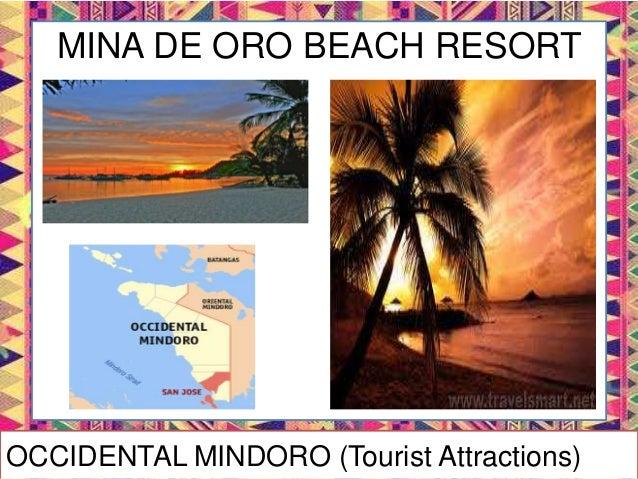 PARADISE BEACH RESORT OCCIDENTAL MINDORO (Tourist Attractions)