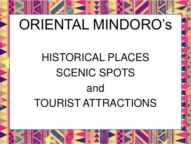 BALUARTE ORIENTAL MINDORO (Historical Places)