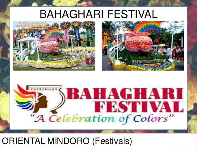 BANANA FESTIVAL ORIENTAL MINDORO (Festivals)