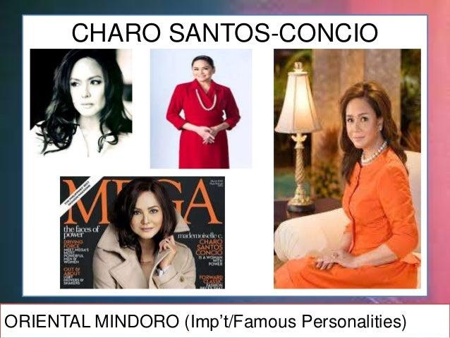 EJAY FALCON ORIENTAL MINDORO (Imp't/Famous Personalities)