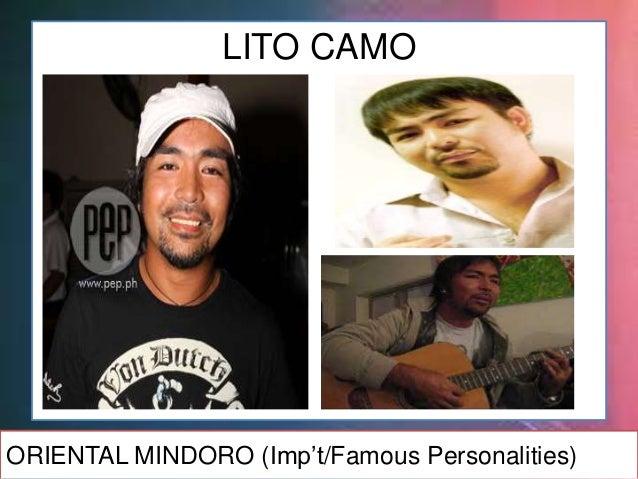 NOLI DE CASTRO ORIENTAL MINDORO (Imp't/Famous Personalities)