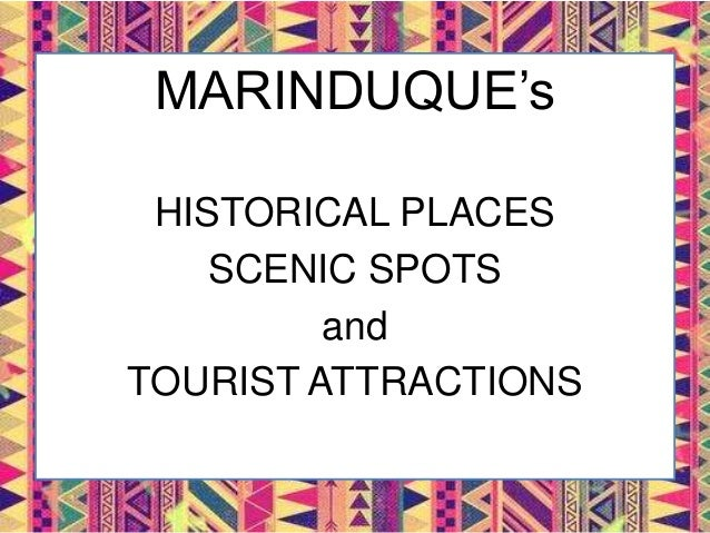 BATTLE OF PULANG LUPA MARKER MARINDUQUE (Historical Places)