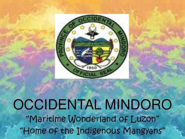 OCCIDENTAL MINDORO (Location)