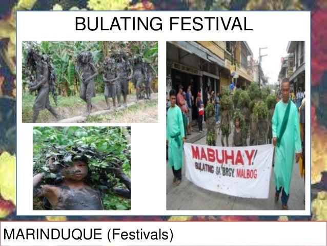 BILA-BILA FESTIVAL MARINDUQUE (Festivals)