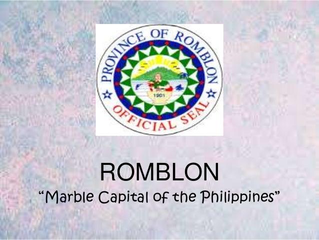 ROMBLON (Location)