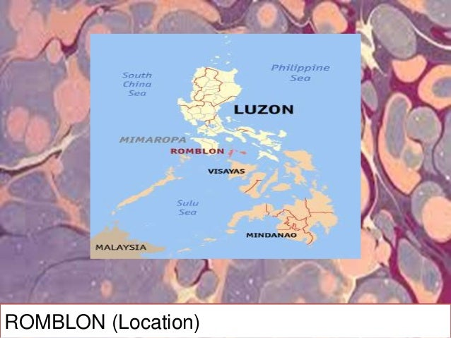 ROMBLON (History) ROMBLON's name came from hens… The province of Romblon was formerly called Lomlon (an act of a hen nesti...