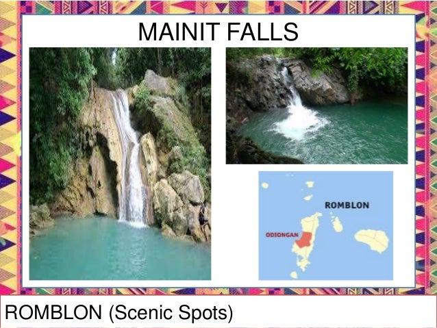 MT. GUITING GUITING ROMBLON (Scenic Spots)