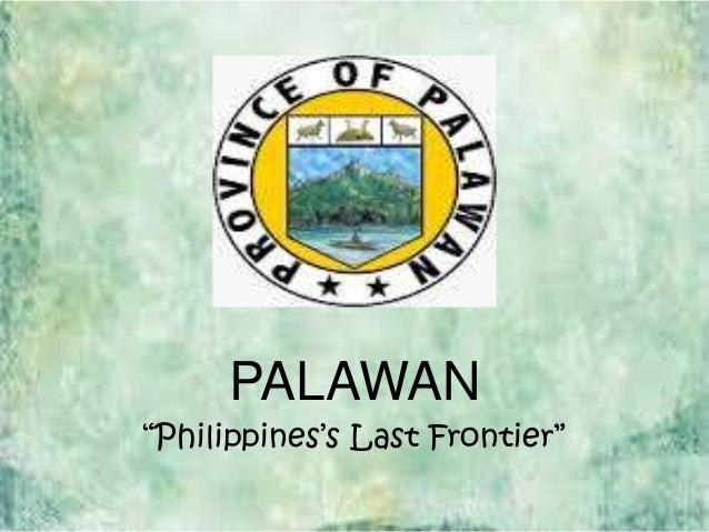 PALAWAN (Location)