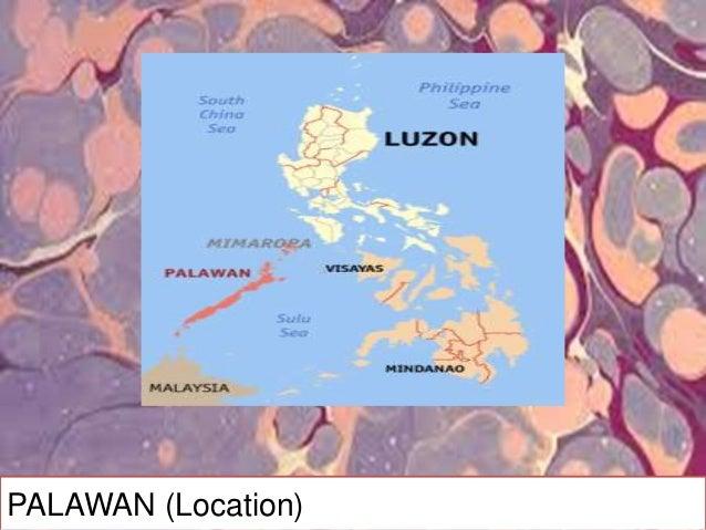 """PALAWAN (History) PALAWAN's name and its many processes… - Chinese, """"Pa-Lao-Yu"""" (Beautiful harbors) - Indians, """"Palawans"""" ..."""