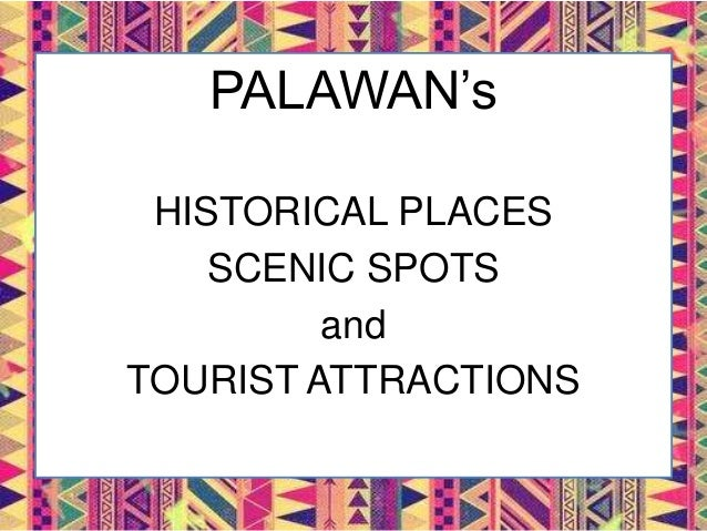 CUYO FORT PALAWAN (Historical Places)