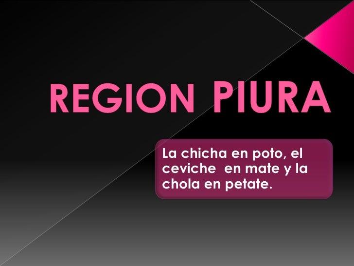 REGIONPIURA<br />