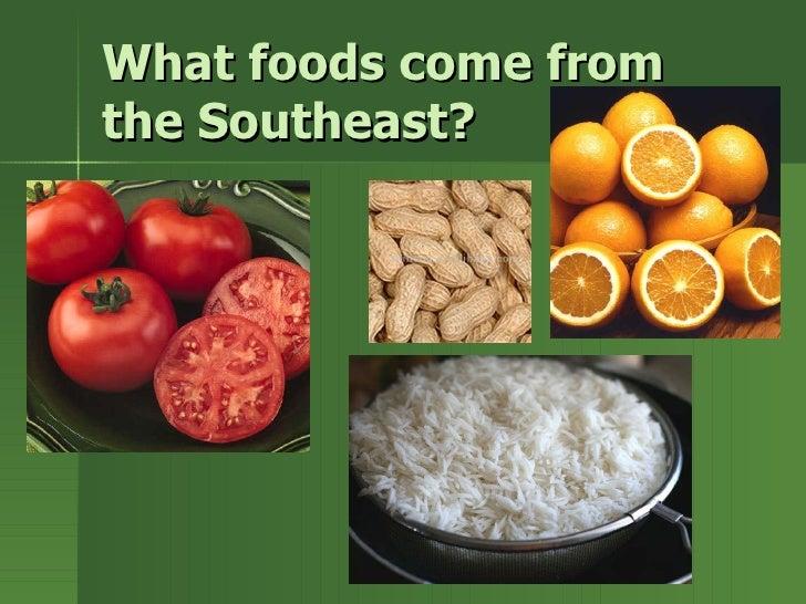 Regions southeast-growingseasonandcoal